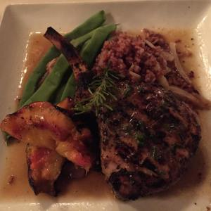 Olive & Vine Niman Ranch Pork Chop