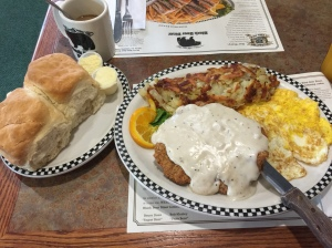 Black Bear Diner Chicken-fried steak