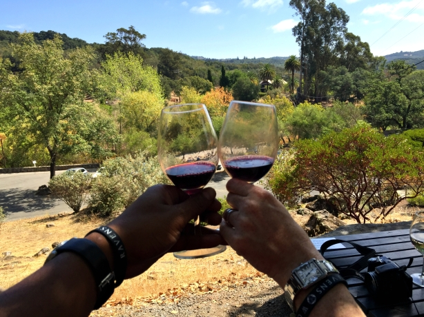 Goodbye California, Cheers!